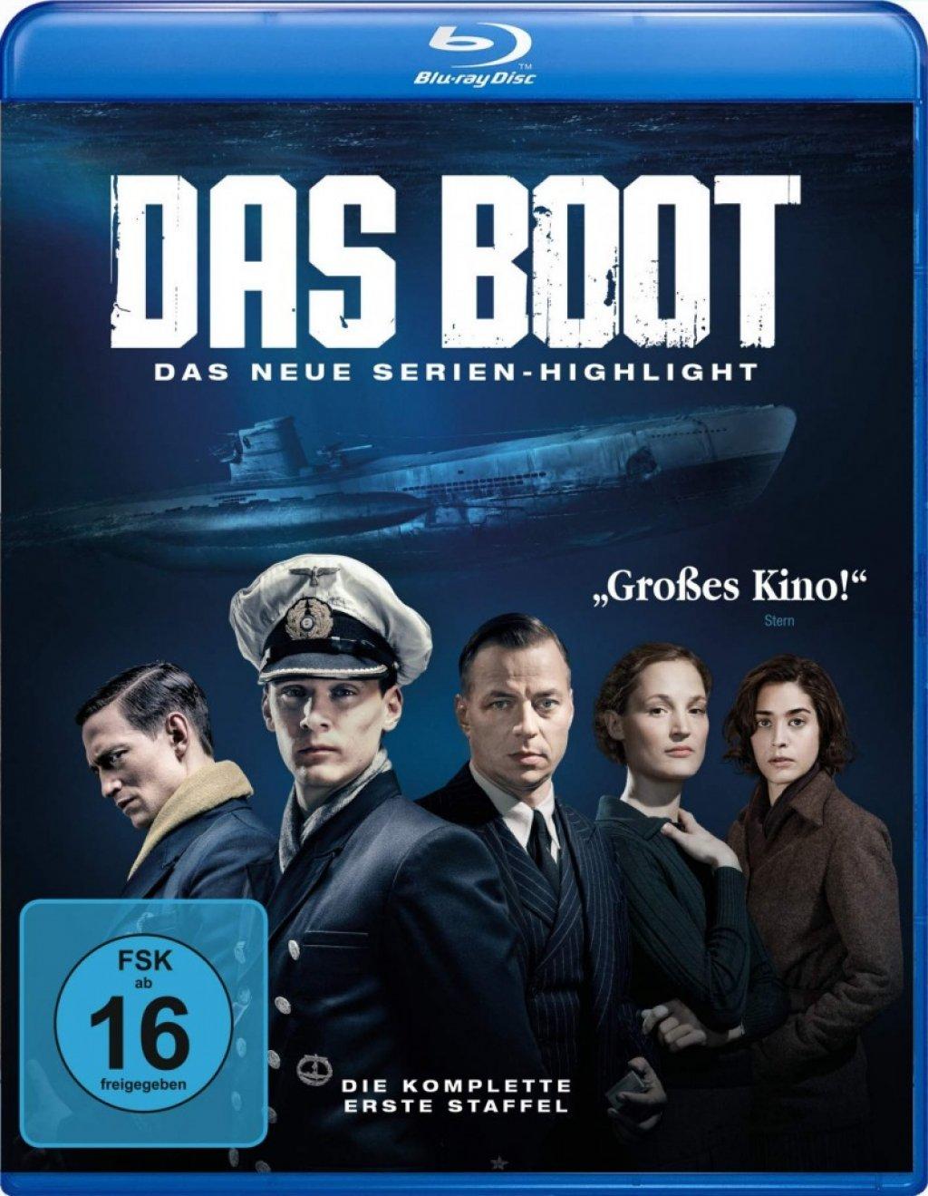 Das Boot Serie Staffel 3