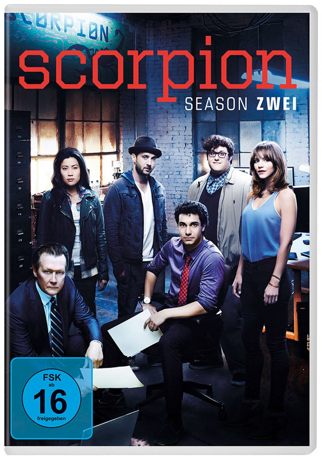 Scorpion Staffel 2 Netflix