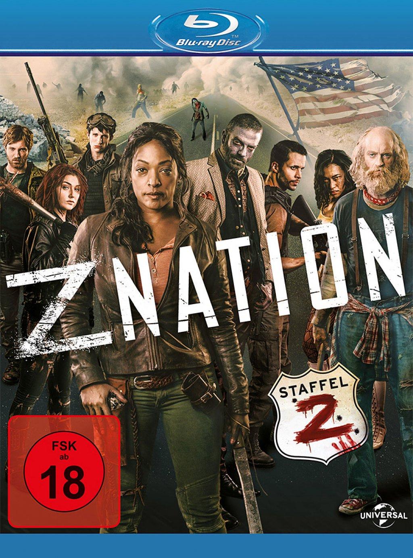 Z Nation Staffel 2 Netflix Deutschland