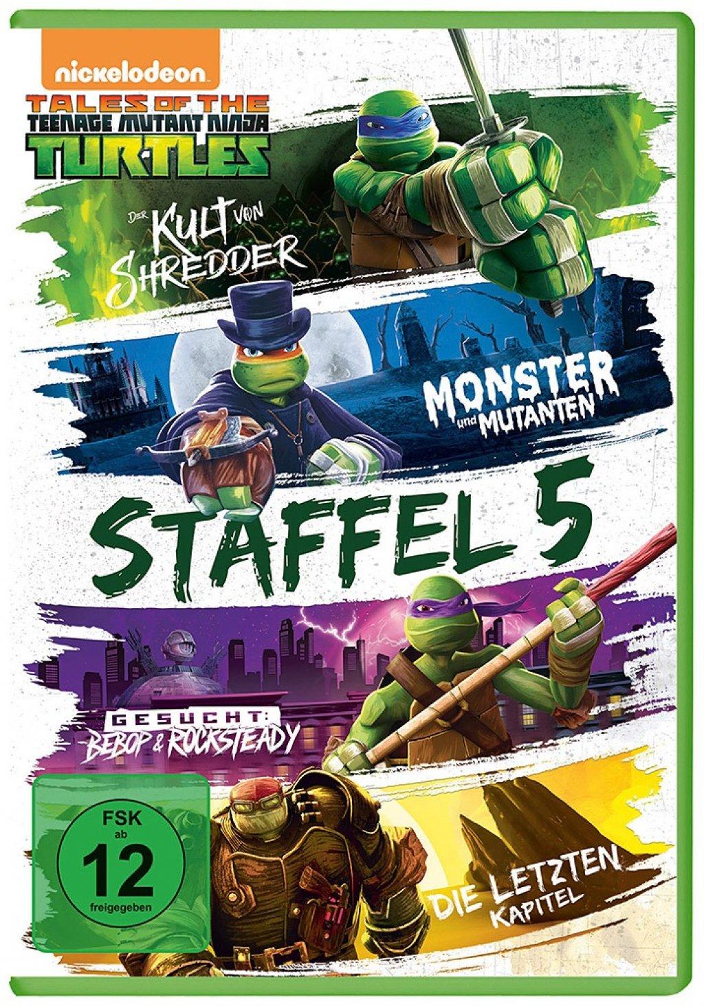 Teenage Mutant Ninja Turtles Staffel 5