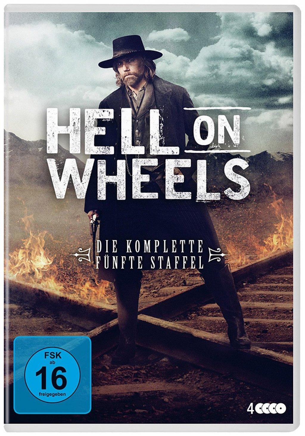 Hell On Wheels Staffel 4