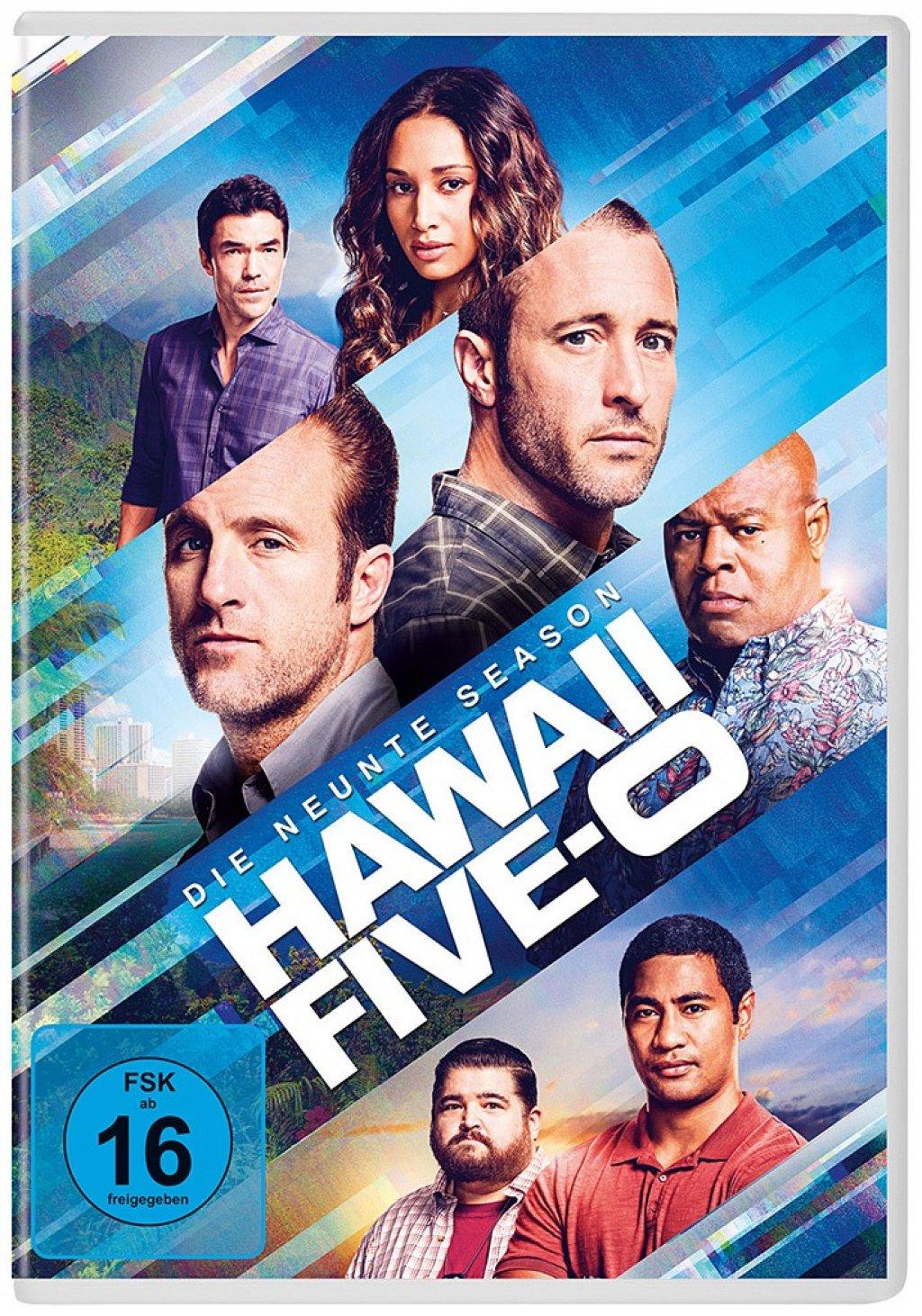 Hawaii 5 O Staffel 9