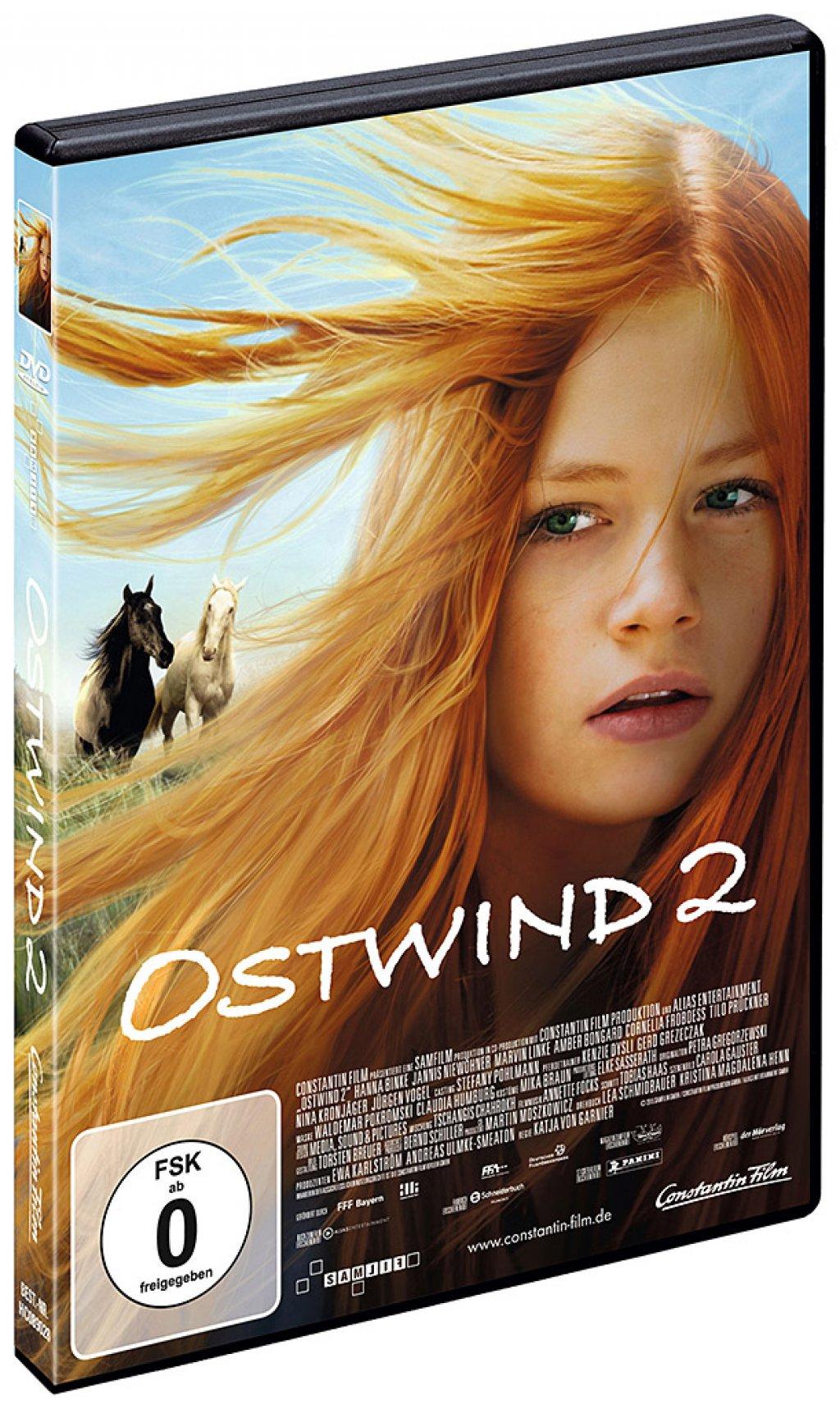 Ostwind 2 Dvd