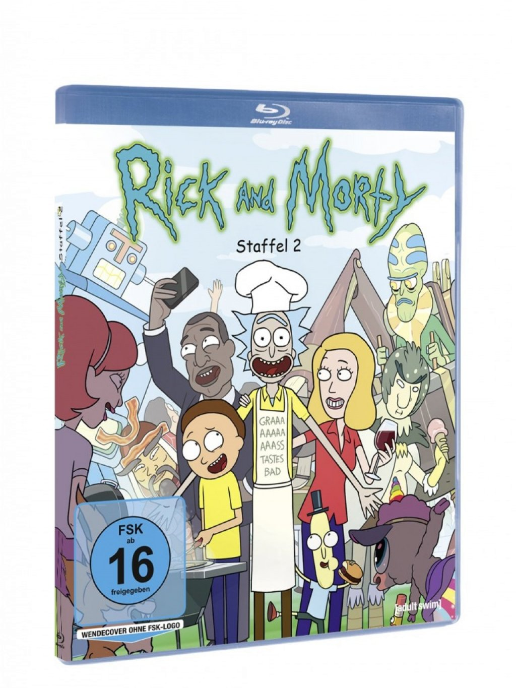 rick and morty staffel 2 german
