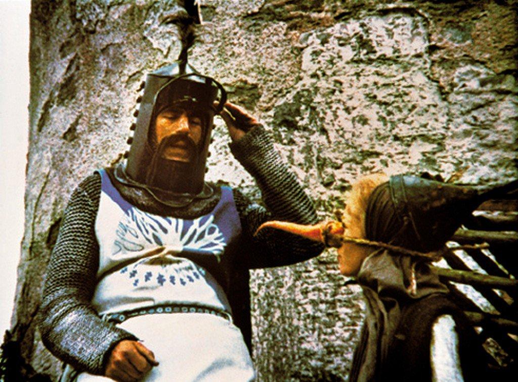 Monty Pythons - Die Ritter der Kokosnuss (DVD)
