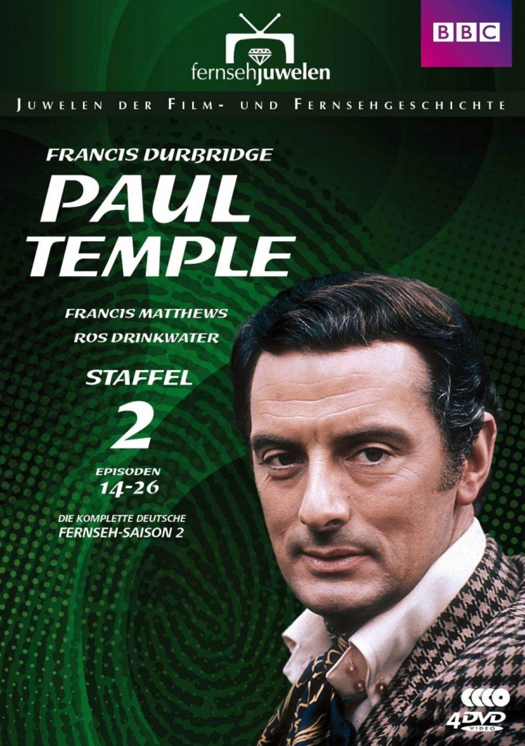 Tempel Staffel 2