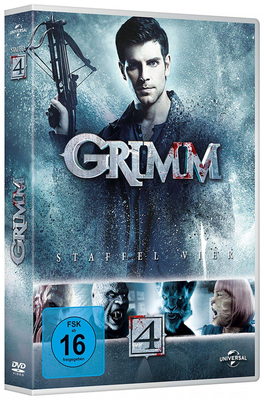 Grimm Staffel 6 Deutsch Start