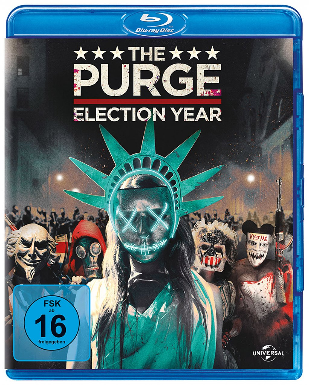 the purge teile