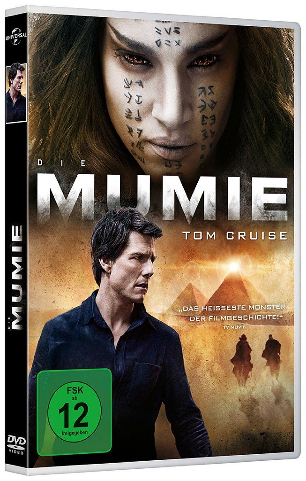 Die Mumie 2017 Tom Cruise Dvd Neu Ebay