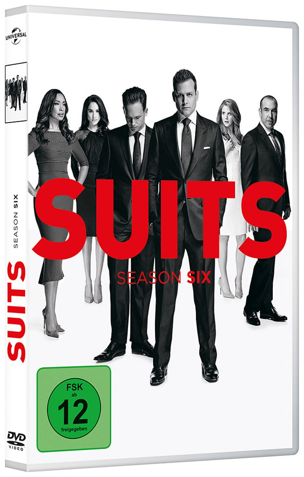 Suits Staffel 6 Deutsch Dvd