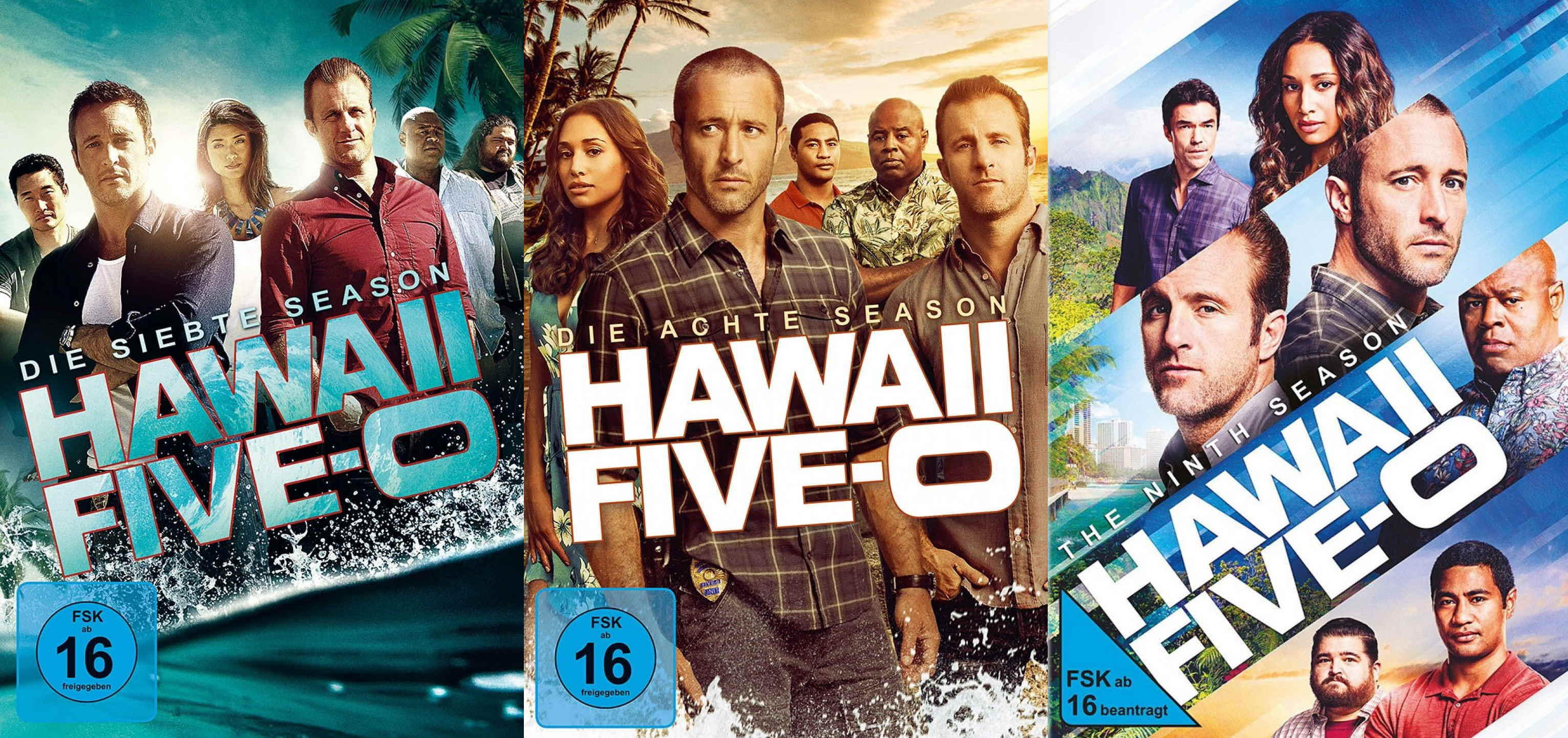 Hawaii Five O Staffel 5 Deutschland