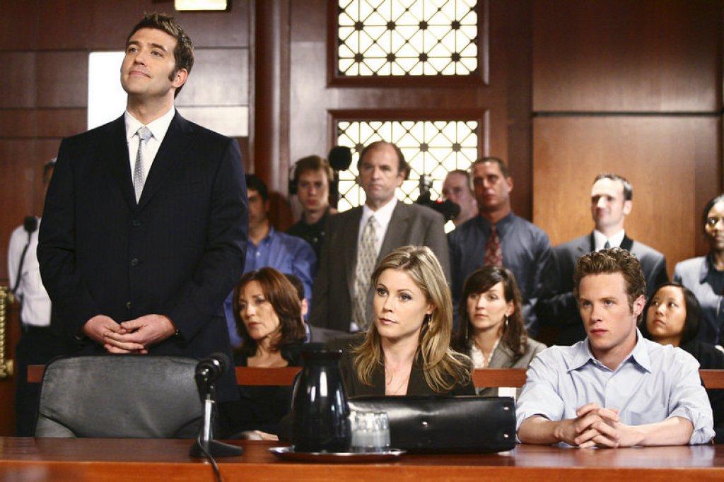 Boston Legal Staffel 3