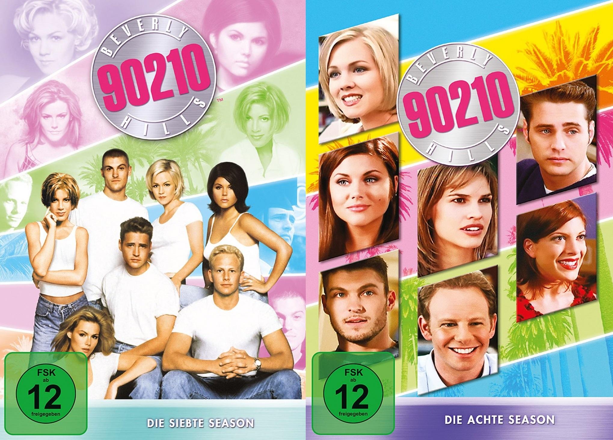 Beverly Hills 90210 Season Staffel 1 2 3 4 5 6 7 8 9 10 70 Dvd Set Neu Ebay
