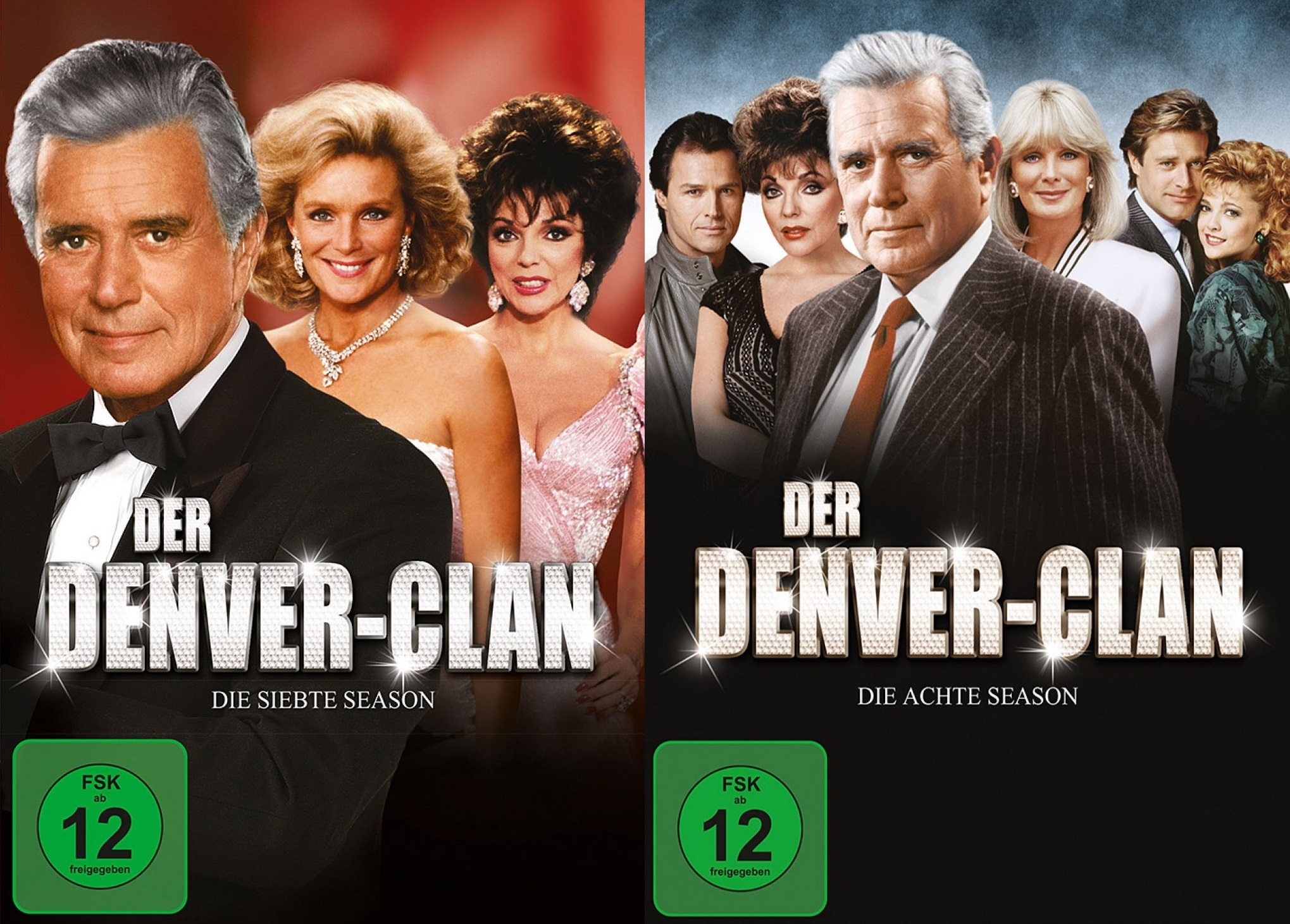 Der Denver-Clan - Komplette Season/Staffel 1+2+3+4+5+6+7+8 ...