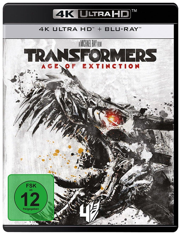 Transformers 1 2 3 4 5 4k Ultra Hd Blu Ray Blu Ray 11 Blu Ray Set Neu Ebay