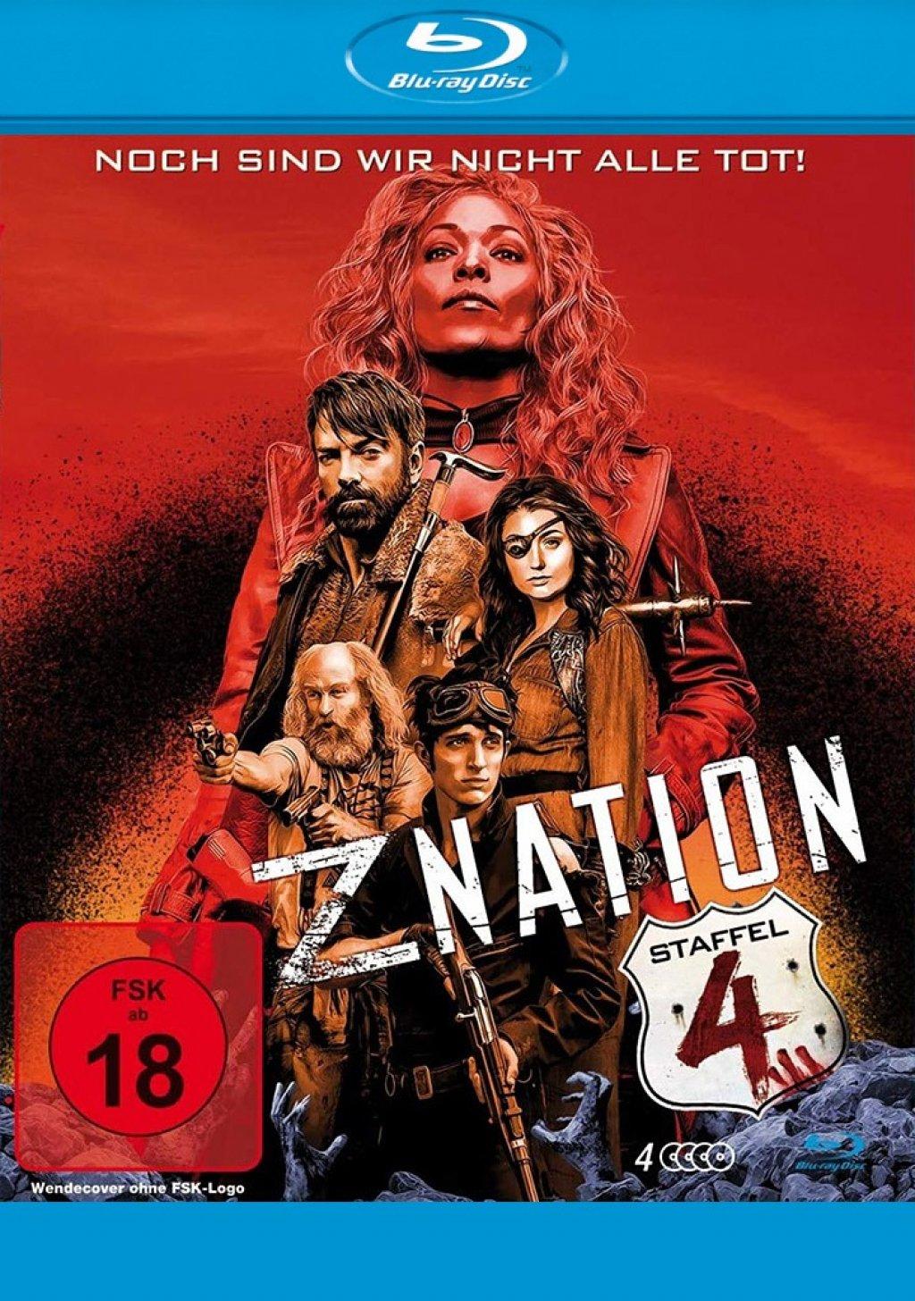 Z Nation Staffel 3 Deutsch