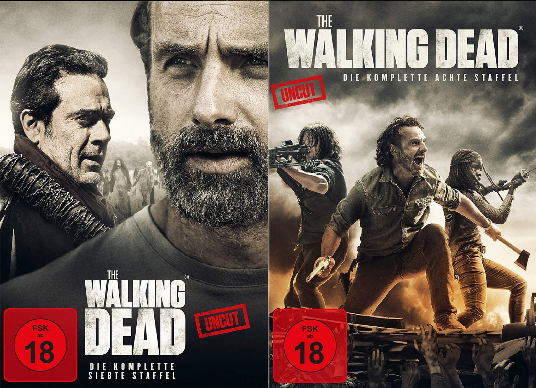Walking Dead Staffel 6 Auf Dvd