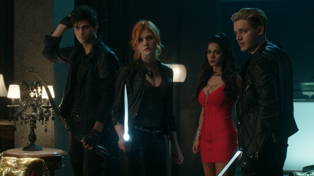 Shadowhunters 3 Staffel